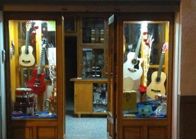 Guitarras de artesanía La Dama de Baza Jesús Pérez