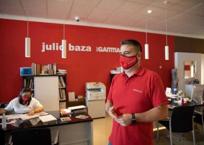 Julio Baza