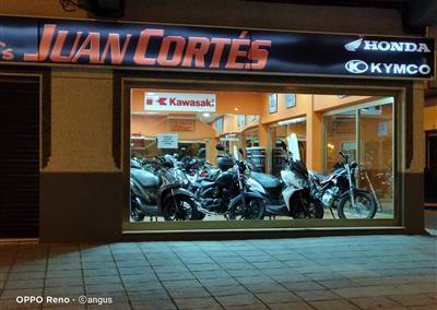 Motos Juan Cortés