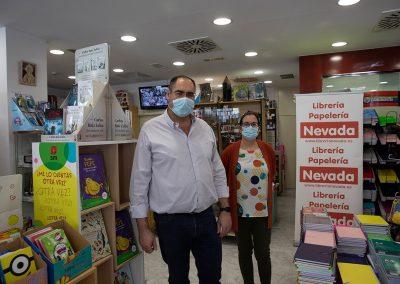 Librería Nevada
