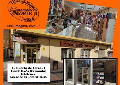 Librería-Papelería Granada Norte