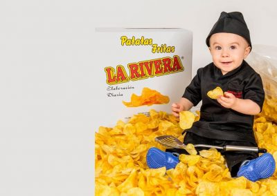 Patatas Fritas La Rivera